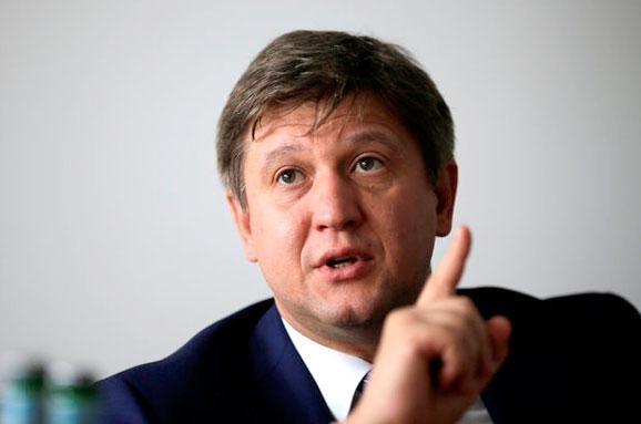 Міністра фінансів підозрюють унесплаті податків