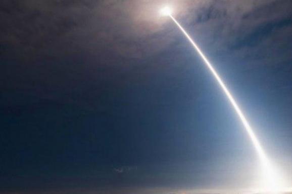 УСША успішно випробували міжконтинентальну ракету
