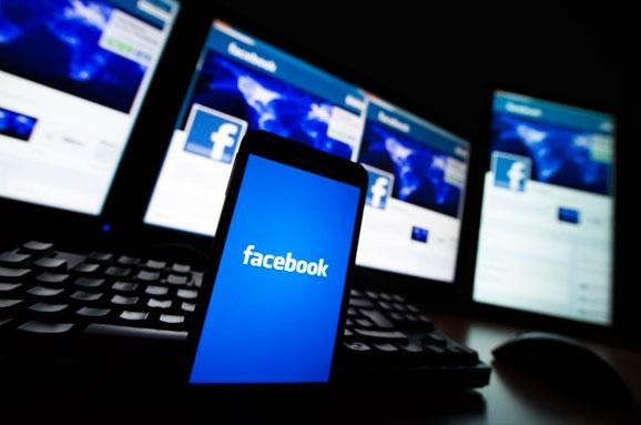У соцмережі Facebook стався збій
