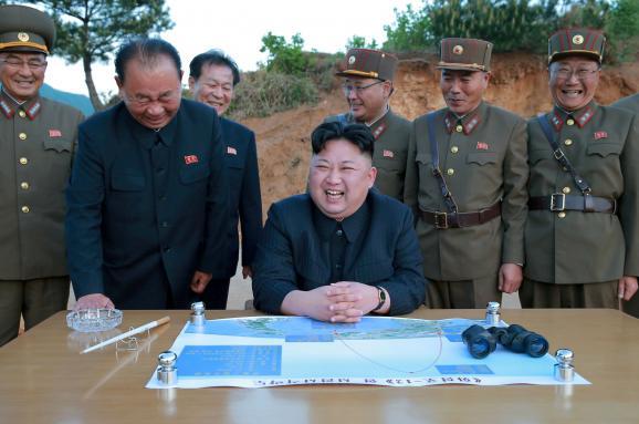 Северная Корея ядерное оружие