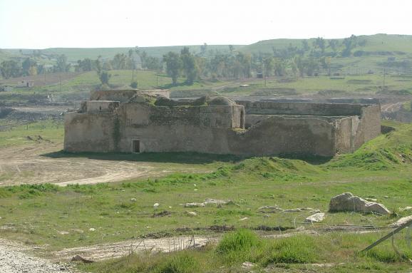 Ісламісти зрівняли зземлею найдавніший християнський монастир в Іраку