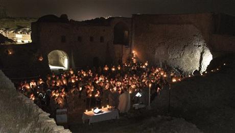 монастир святого Іллі Мосул