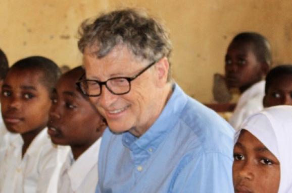 Білл Гейтс зареєстрував офіційний профіль в Instagram