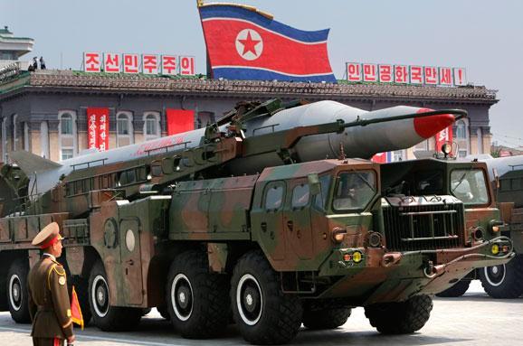 Ядерное оружие для КНДР. Как Украине перестать быть мамонтом