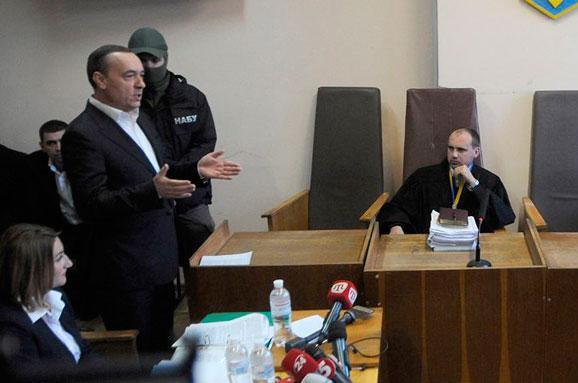 Суд дозволив Мартиненку виїжджати замежі Києва