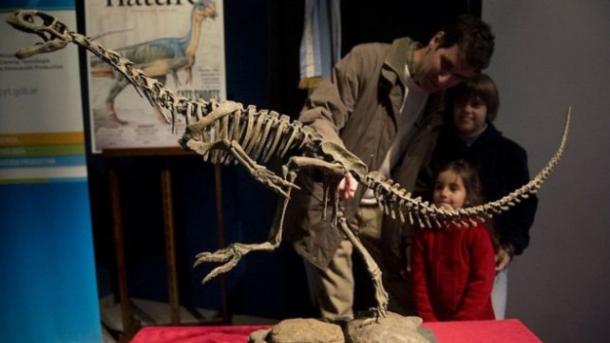 """Утраченное звено эволюции: в Чили исследовали останки """"динозавра-Франкенштейна"""""""