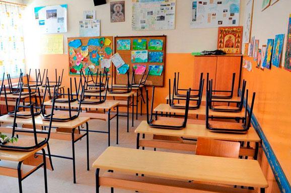 Усі школи Запоріжжя закривають нагриповий карантин