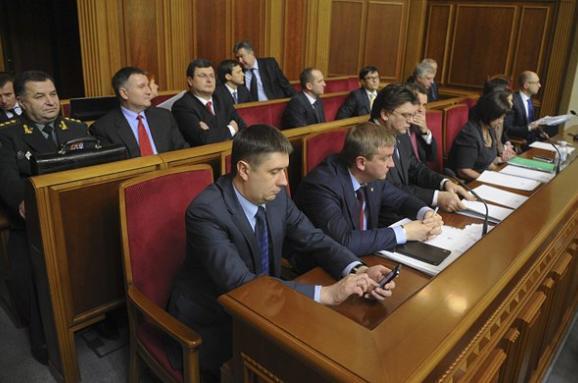 УБПП назвали кандидатів натри крісла уКабміні