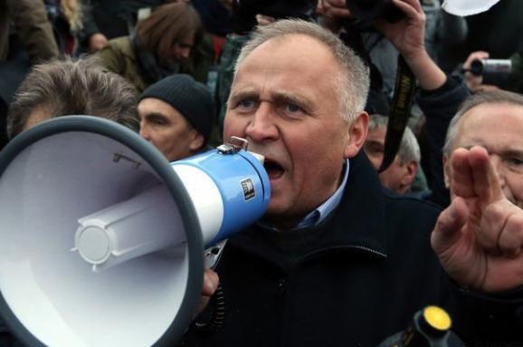 У Білорусі арештували опозиціонера Статкевича