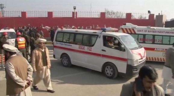 Пакистан напад теракт університет
