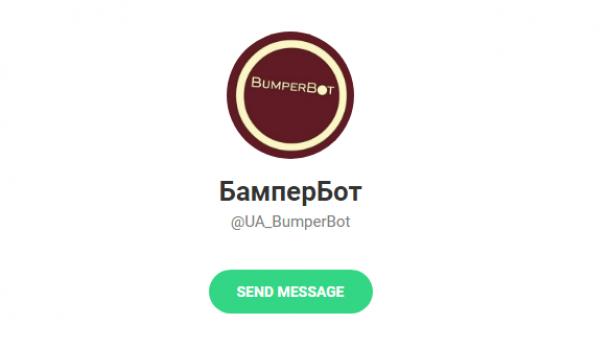 Киевский экс-полицейский запустил Telegram-бота, который помогает при ДТП