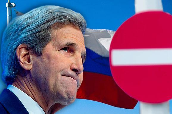 Керрі і санкції