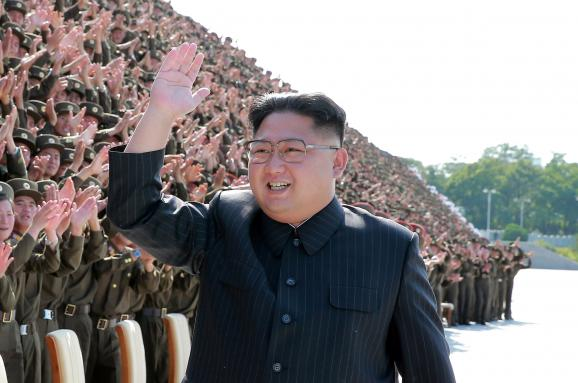 Ким Чен Ын боеголовка