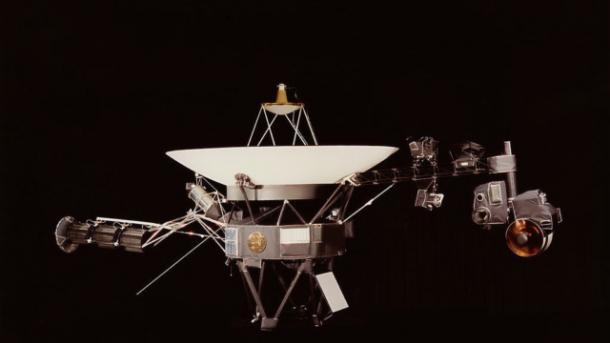 NASA поздравила зонд, который находится в космосе 40 лет