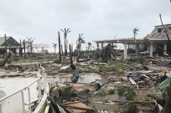 ураган Ірма Барбуда