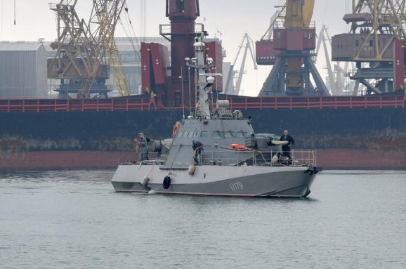 «Гюрзы» едут на Азовское море: в Бердянске будут базироваться бронекатера ВМС Украины