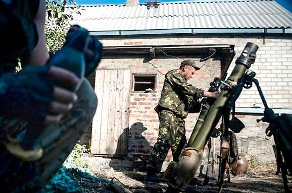 «ДНР» готує обстріл Донецька, щоб звинуватити ЗСУ,— розвідка