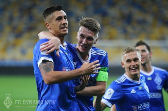 «Динамо» — «Скендербеу». Все о матче киевлян в Лиге Европы
