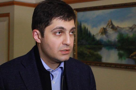 Сакварелідзе вручили підозру упрориві держкордону разом із Саакашвілі (ВІДЕО)
