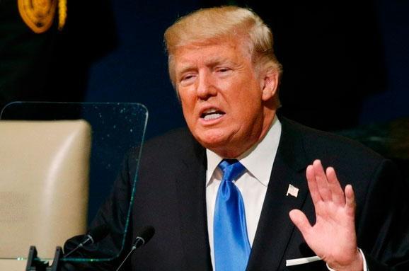 Трамп: миповинні відхиляти загрози суверенітету України