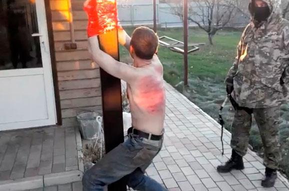 Луценко заявив про 600 випадків катувань людей бойовиками наДонбасі