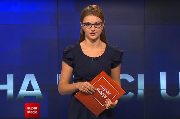 Напольському телеканалі «Superstacja» з'явилася україномовна передача