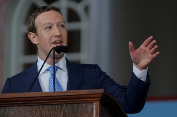 «Facebook знає все»: Цукерберг розповів про фейкові акаунти зРФ