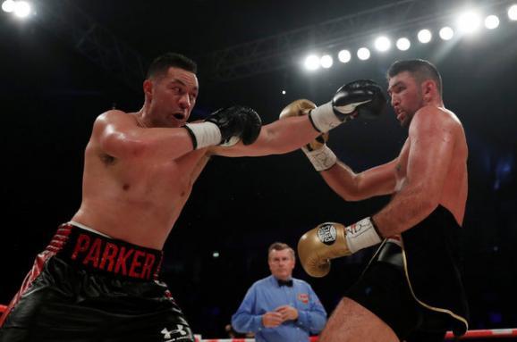 Боксер Паркер захистив титул чемпіона світу убою з Ф'юрі