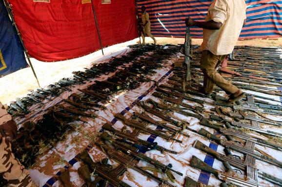 Україну звинуватили упостачанні зброї до Південного Судану