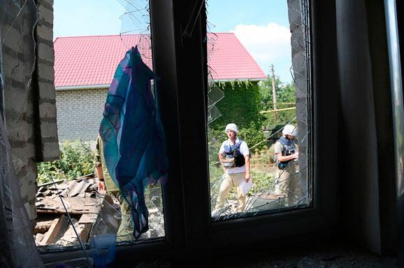 ОБСЄ: Жертвами конфлікту наДонбасі усерпні стали 37 мирних жителів