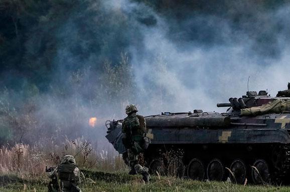 На військових навчаннях уЗапорізькій області загинув цивільний