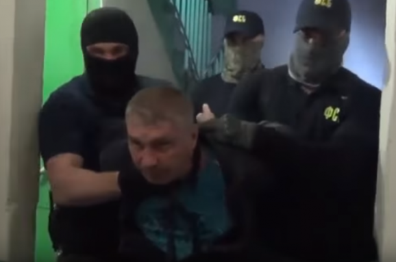 УКриму затримали військового-перекинчика нібито зашпигунство накористь України