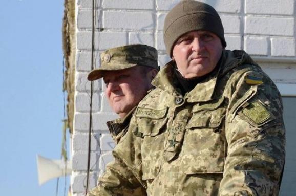 Україна передала США весь перелік озброєння, яке хоче отримати— Муженко