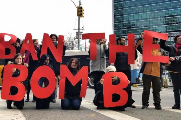 Нобелівську премію миру отримав рух, який виступає за ліквідацію ядерної зброї