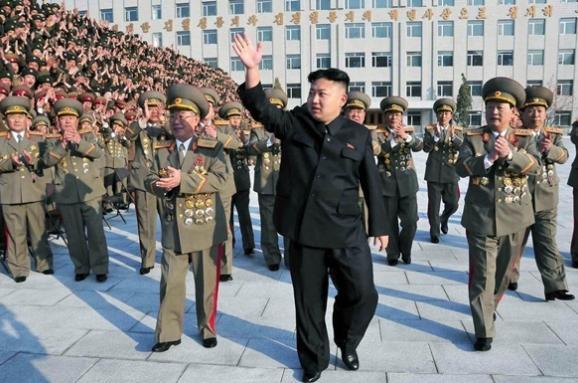 Кім Чен Иннебожевільний, араціональний лідер— ЦРУ