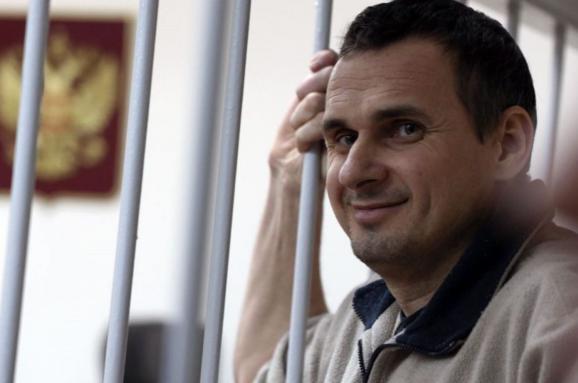 Фільм про Сенцова номінований на міжнародну премію