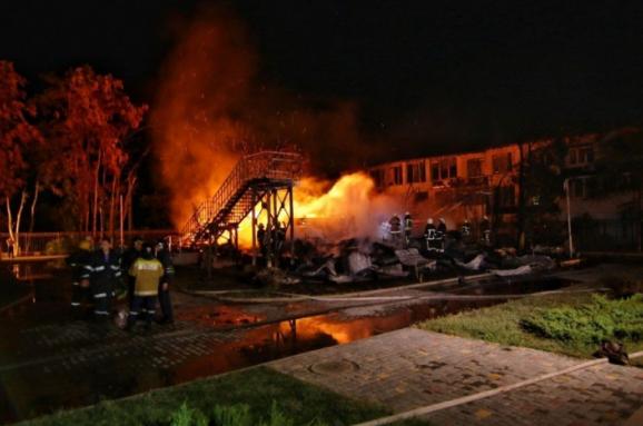 Пожежа втаборі «Вікторія»: суд обрав запобіжний захід колишньому заступнику мера Одеси