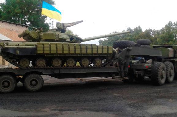 Збройні сили України отримають 100 мільйонів наохорону боєприпасів