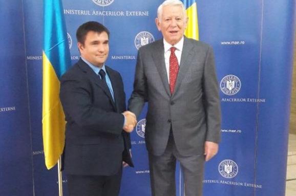 Клімкін заявив, що жодна румунська школа не буде закрита в Україні