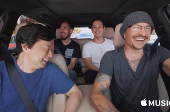 Linkin Park опублікували відео телешоу з лідером гурту за декілька днів до його смерті