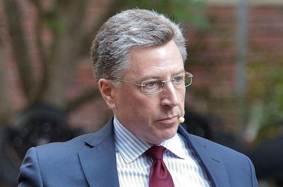 Посол України вСША поговорив зВолкером про миротворців ООН наДонбасі