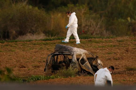 Ассанж дає 20 тисяч євро за інформацію про вбивць журналістки наМальті