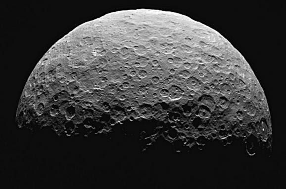 NASA: Опубліковано відео польоту над поверхнею Церери