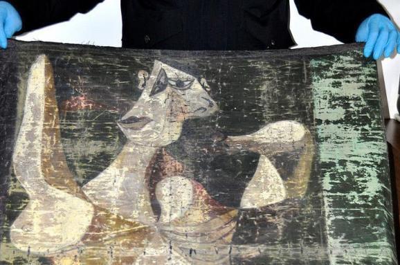 УСтамбулі намагалися продати крадену картину Пікассо