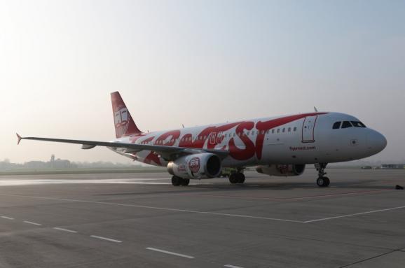 Італійська Ernest Airlines відкрила авіарейс «Мілан— Львів»
