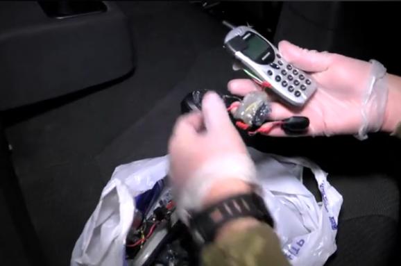 ВОдесі затримали військовослужбовця ЗСУ завиготовлення тазбут вибухових пристроїв
