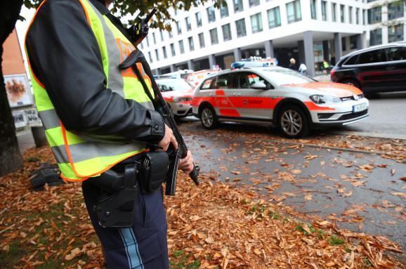 Німеччина: чоловік зножем напав налюдей уМюнхені