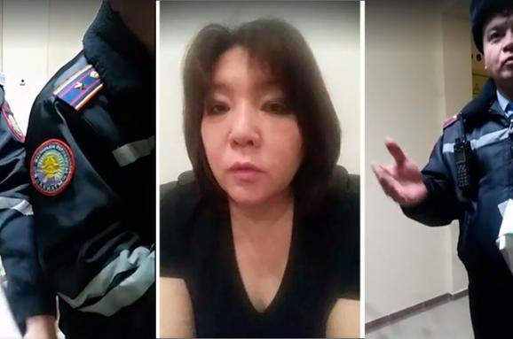 УКиєві затримали журналістку зКазахстану