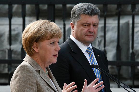 А.Меркель: миповинні продовжувати санкції протиРФ через невиконання мінських домовленостей