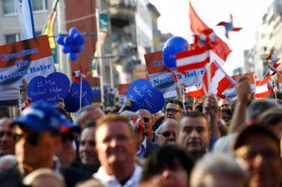 Ультраправі Австрії погодилися накоаліційні переговори зКурцом
